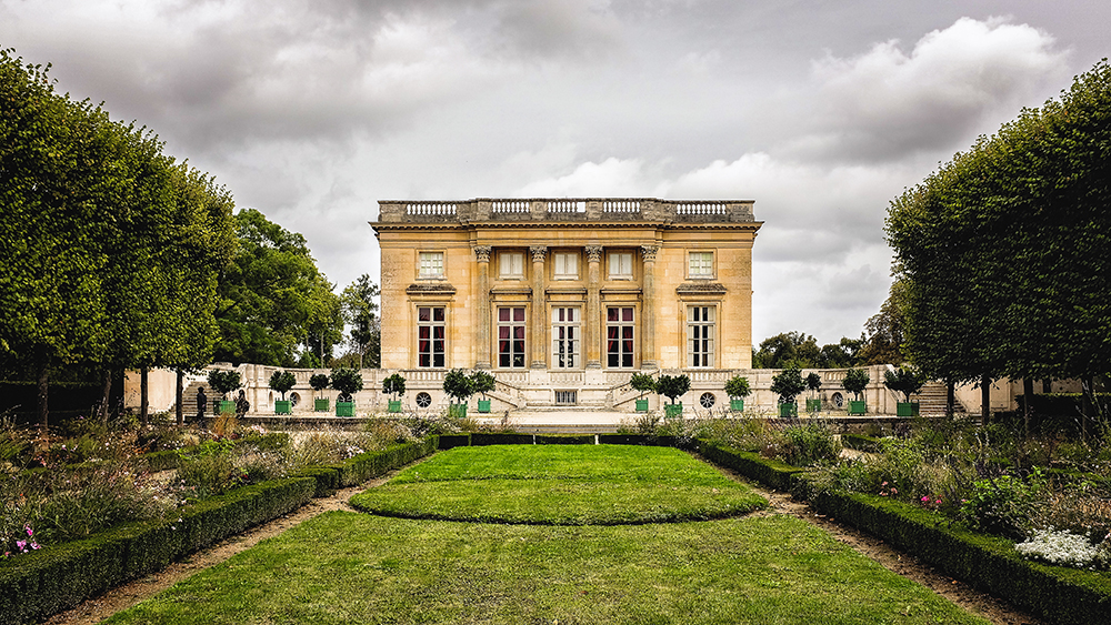 Paris Versailles Petit Trianon Paris France
