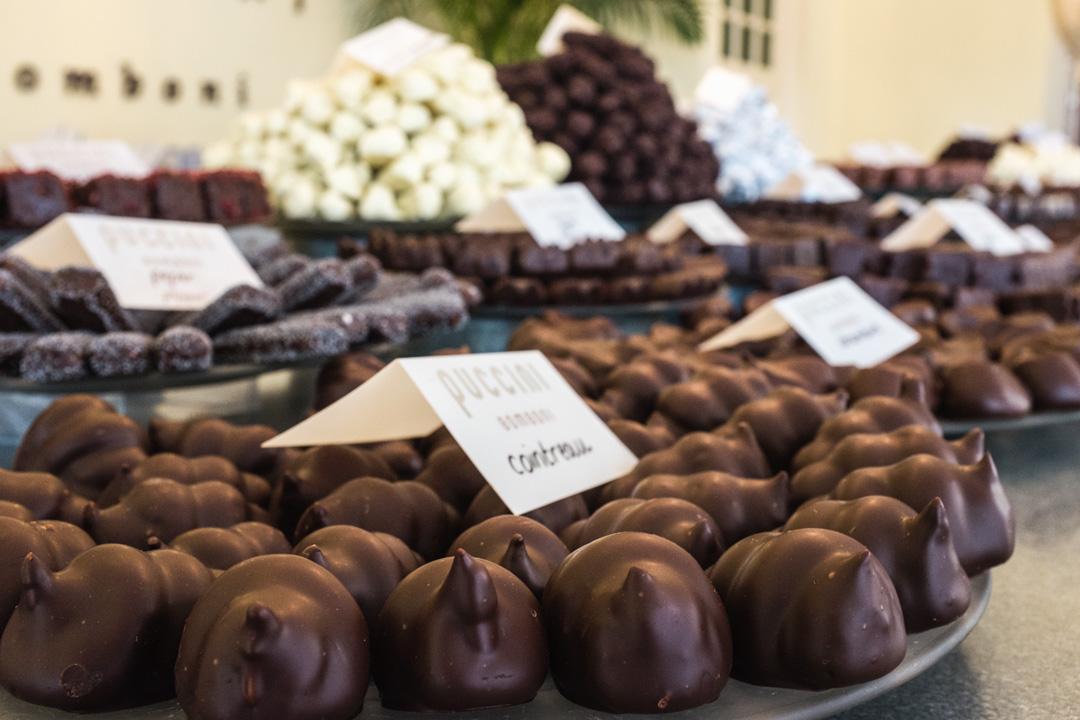 Puccini Bomboni chocolate Amsterdam Netherlands