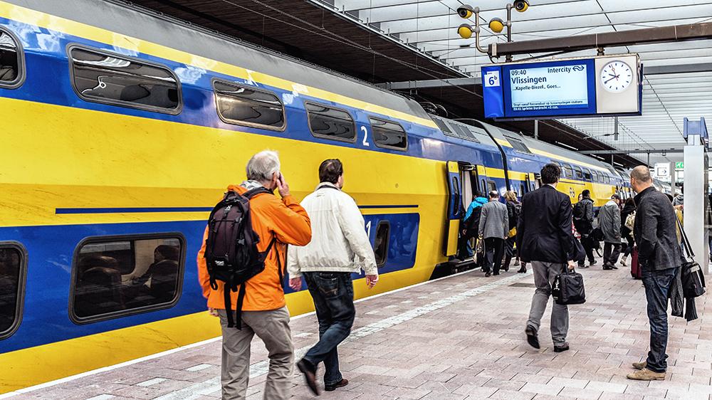 Rotterdam station Rotterdam Netherlands