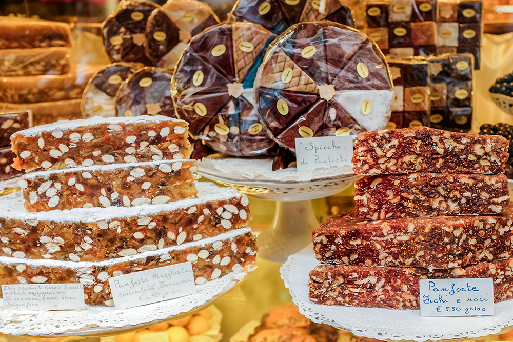 Florence Panforte Florence Italy