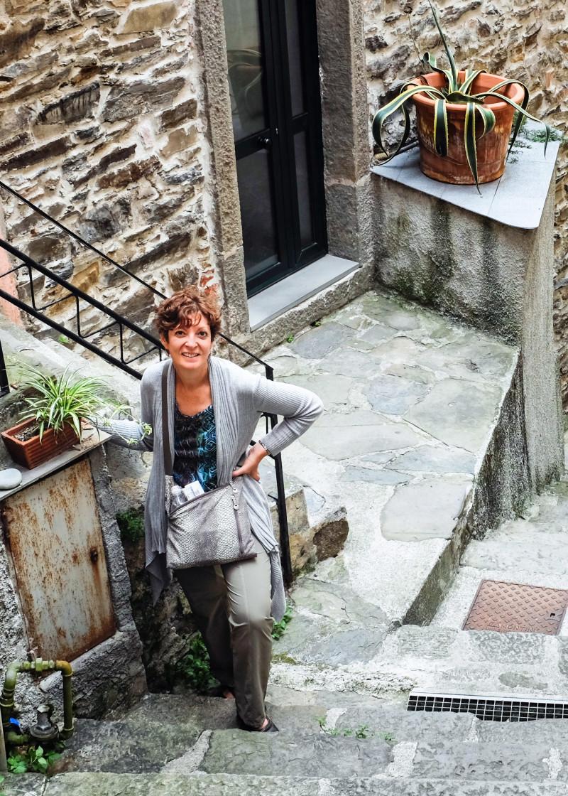 Sue Riomaggiore Cinque Terre Italy