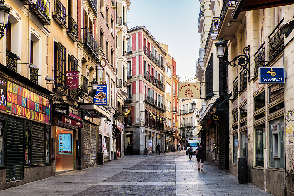 Calle de la Sal Madrid Spain