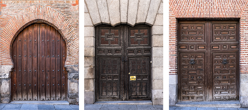 Doors Madrid Spain