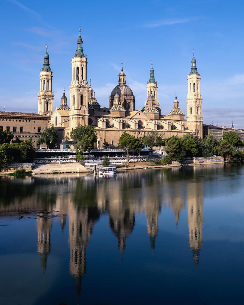 Basilica de Nuestra Señora del Pilar Zaragoza Spain