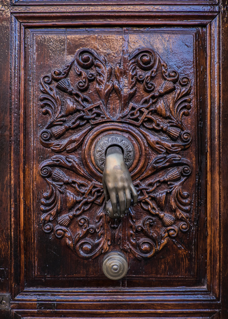 Door Knocker Trujillo Spain