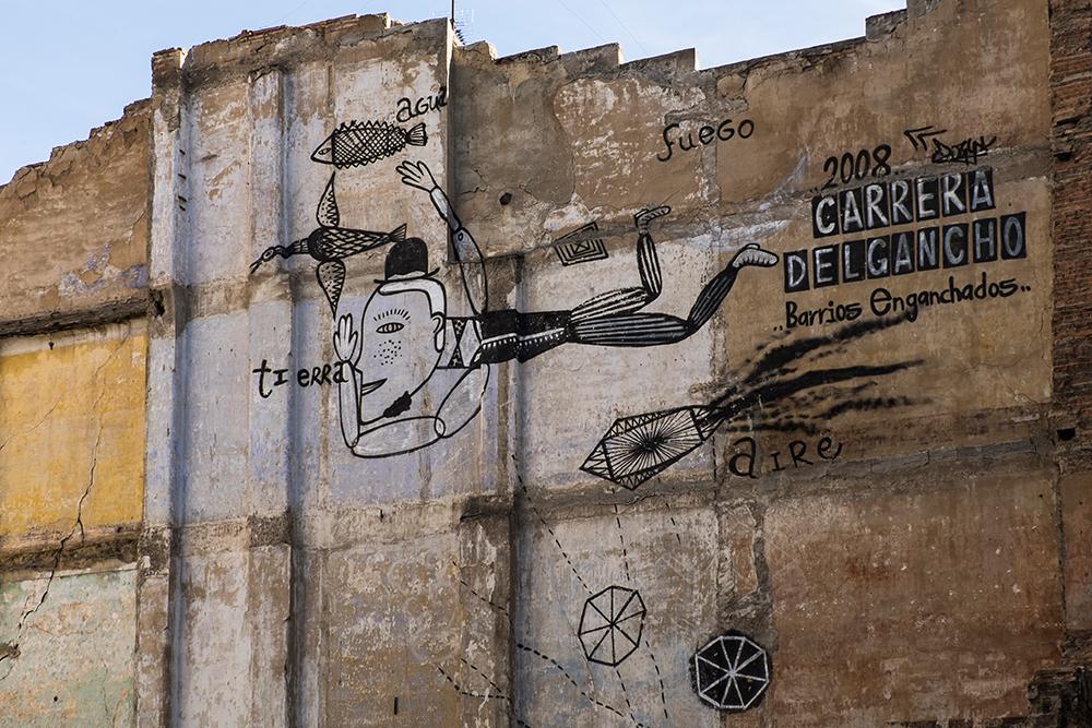 Street Art Zaragoza Spain